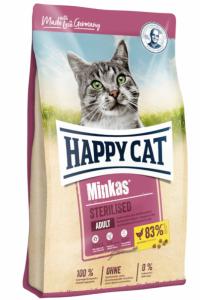 Happy Cat Minkas Sterilised Drób 10kg