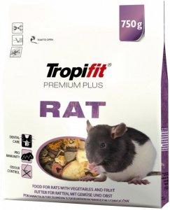 Tropifit Rat Premium Plus 750g