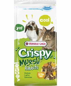 VL  Crispy Museli 400g mieszanka królik