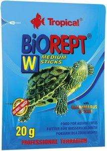 Tropical Biorept W-żółw torebka 20 gram