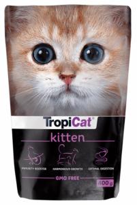TropiCat Premium Kitten 400g