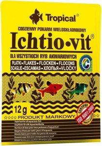 Tropical Ichtio-vit torebka 12 gram