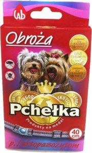 Pchełka Obroża p/ektopasożytom bezzapachowa 40cm dla psa
