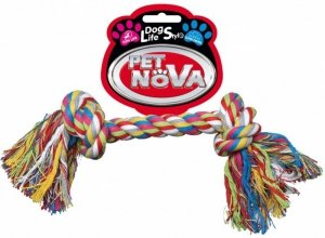 Pet Nova Zabawka dla psa - Sznur bawełniany 20cm