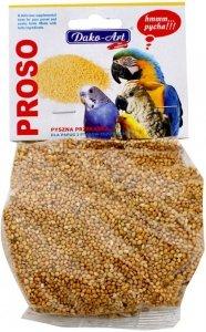Dako-Art Proso dla ptaków 200g zawieszka