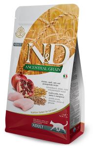 ND Cat LG Adult 1,5kg Chicken&Pomegranate