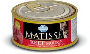 Matisse Cat Mousse 85g wołowina*