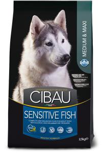 Cibau Dog Sensitive Fish Medium / Maxi 2,5kg