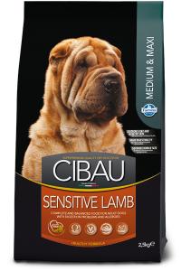 Cibau Dog Sensitive Lamb Medium / Maxi 2,5kg