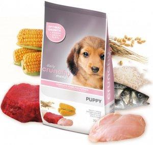 Crunchy Dog Puppy Menu 20kg