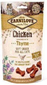 Carnilove Cat Snack Chicken & Thyme 50g