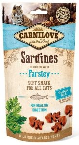 Carnilove Cat Snack Sardine & Parsley 50g