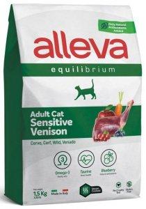 Alleva Equilibrium Cat Sensitiv Venision 1,5k