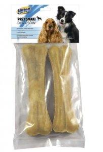 Hilton Kość prasowana natura 12,5cm opakowanie.2szt
