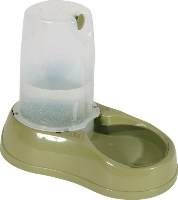 Zolux Dystrybutor do wody BREAK 1,5L kolor jasno zielony