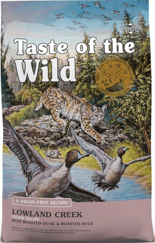 Taste of the Wild Cat Lowland Creek 6,6kg