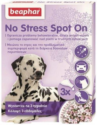Beaphar  No Stress Spot On dla psów