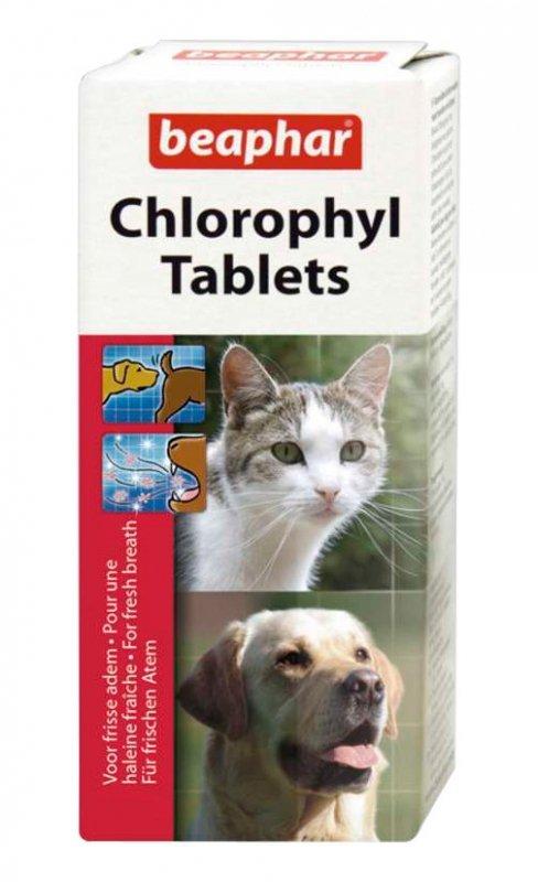 Beaphar Tabletki z Chlorofilem 30szt.