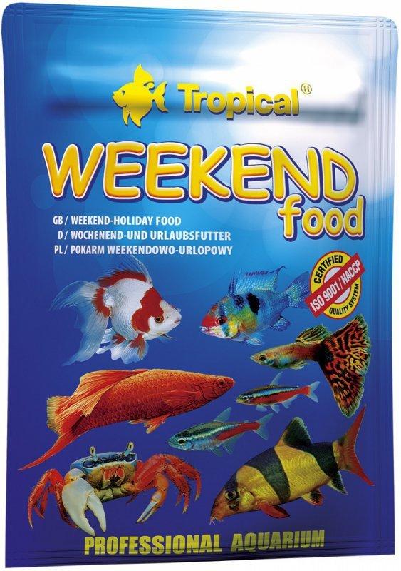 Tropical Weekend Food 20g toreba, 24 tabetek