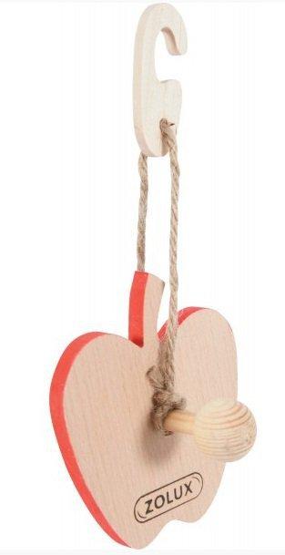 Zolux Zabawka drewniana RodyPlay jabłko 2