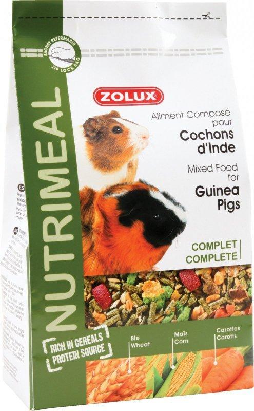 Zolux NutriMeal Pokarm Świńka morska 2,5kg