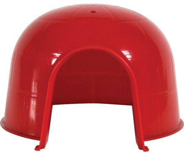 Zolux Igloo dla gryzonia duże czerwone