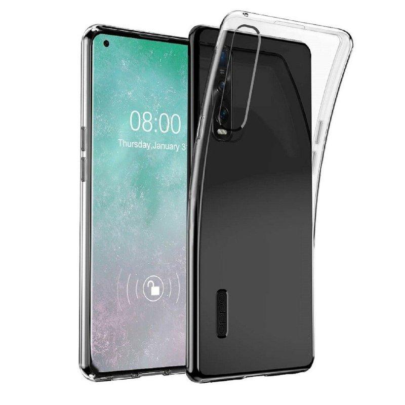 Futerał Back Case Ultra Slim 0,5mm do OPPO Find X3