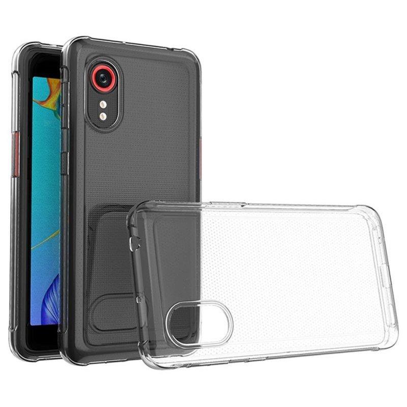 Futerał Back Case Ultra Slim 0,5mm do SAMSUNG Galaxy XCOVER 5