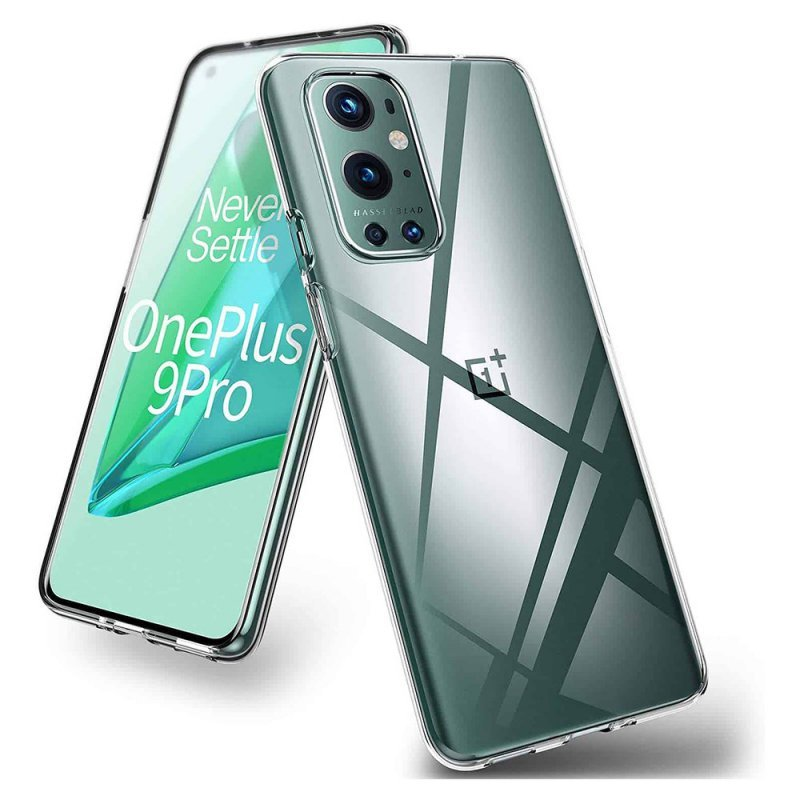 Futerał Back Case Ultra Slim 0,5mm do ONE PLUS 9 PRO 5G