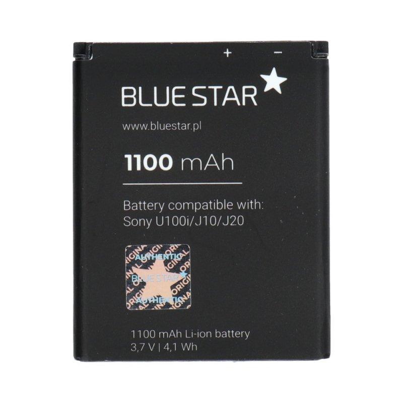 Bateria do Sony Ericsson U100 Yari/ J10/ J10i2 ELM/Hazel 1100 mAh Li-Ion Blue Star