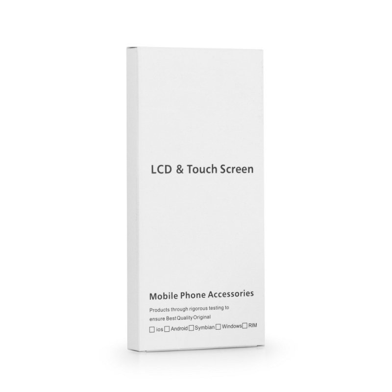 Wyświetlacz do iPhone 4S z ekranem dotykowym białym