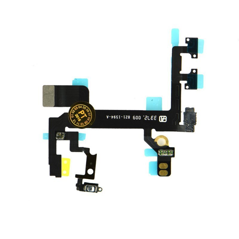 Taśma do IPHONE 5S z włącznikiem i przyciskami bocznymi
