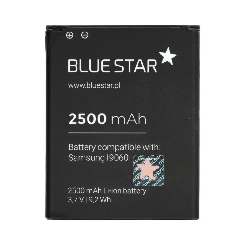 Bateria do Samsung I9082 Galaxy Grand/ Galaxy Grand Neo (I9060) 2500 mAh Li-Ion Blue Star PREMIUM