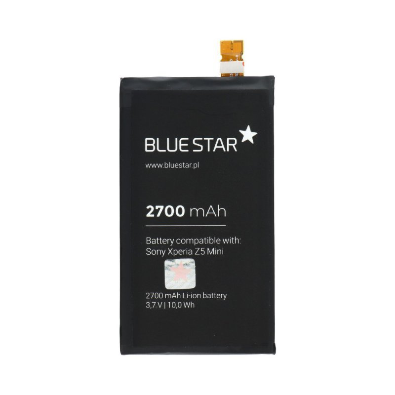 Bateria do Sony Xperia Z5 Compact 2700mAh Li-Poly Blue Star PREMIUM