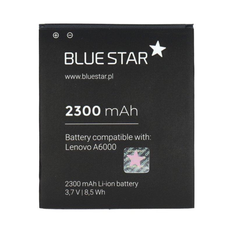 Bateria do Lenovo A6000 2300mAh Li-Poly Blue Star PREMIUM