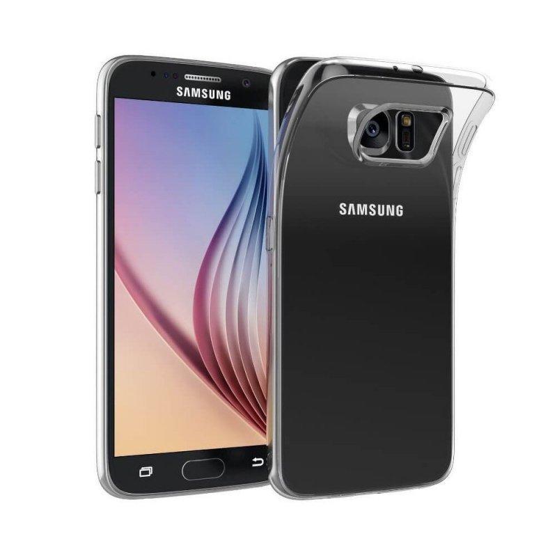 Futerał Back Case Ultra Slim 0,5mm do SAMSUNG Galaxy S6 (G920F)