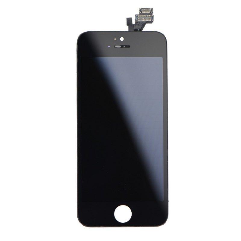 Wyświetlacz do iPhone 5 z ekranem dotykowym czarnym (Tianma AAA)