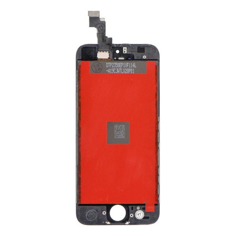 Wyświetlacz do iPhone 5S z ekranem dotykowym czarnym (Tianma AAA)