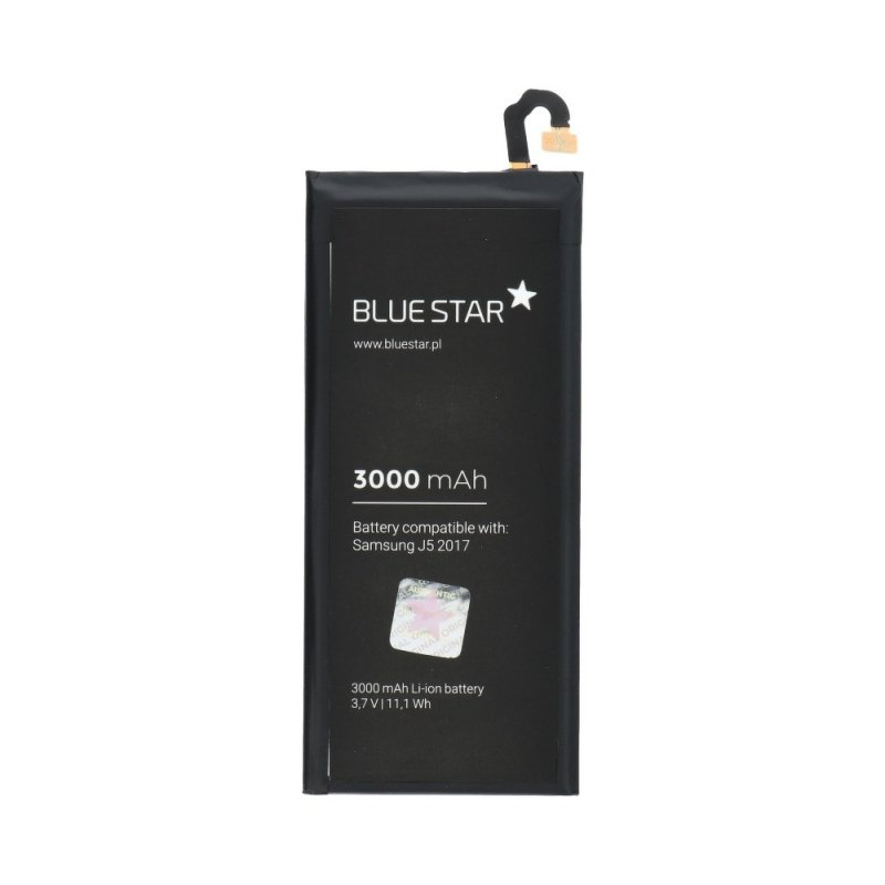 Bateria do Samsung Galaxy J5 2017/A5 2017 3000 mAh Li-Ion Blue Star PREMIUM