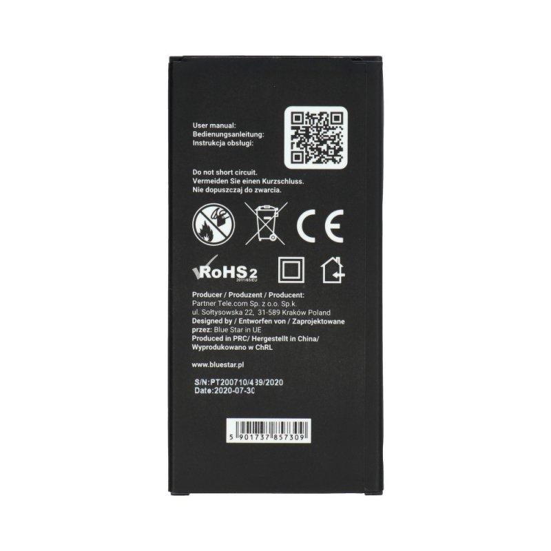 Bateria do Samsung Galaxy J7 2016 3300 mAh Li-Ion Blue Star PREMIUM