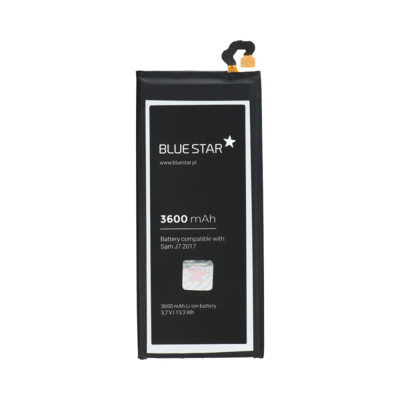 Bateria do Samsung Galaxy J7 2017 3600 mAh Li-Ion Blue Star PREMIUM