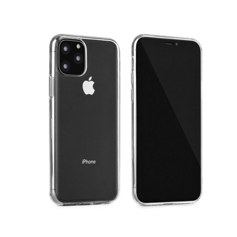 Futerał Back Case Ultra Slim 0,3mm do HUAWEI Honor 9 Lite transparent