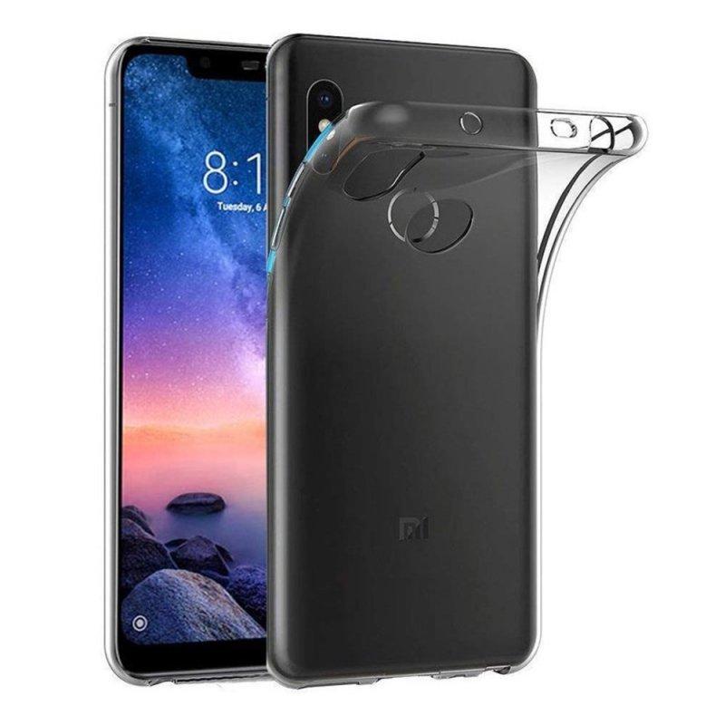 Futerał Back Case Ultra Slim 0,5mm do XIAOMI Redmi 6 PRO / Mi A2 Lite