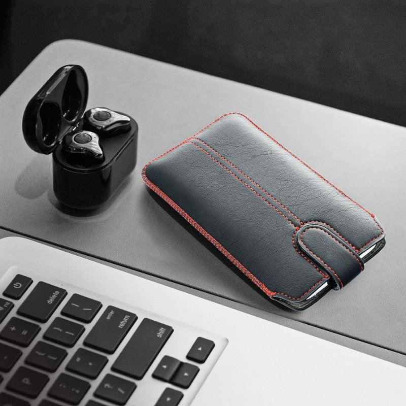 Forcell Ultra Slim M4- do Samsung A51/A31/M21/A22 4G/ Xiaomi Mi 11 Lite 5G/ Oppo Reno5 5G czarny