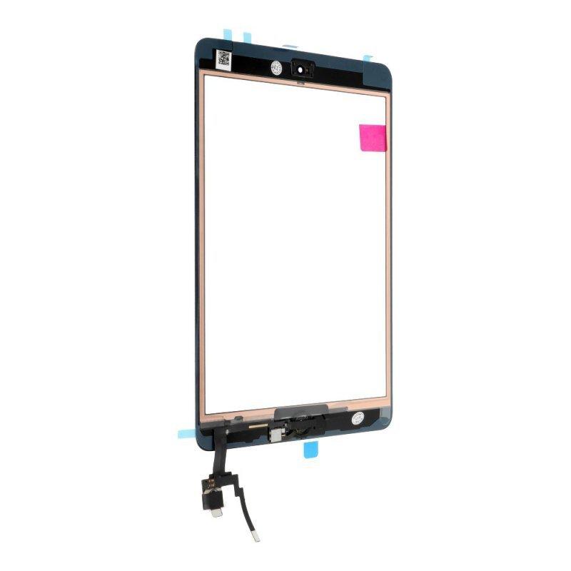 Ekran dotykowy z przyciskiem home EQ Ipad Mini 3 czarny ( A1599, A1600, A1601 )