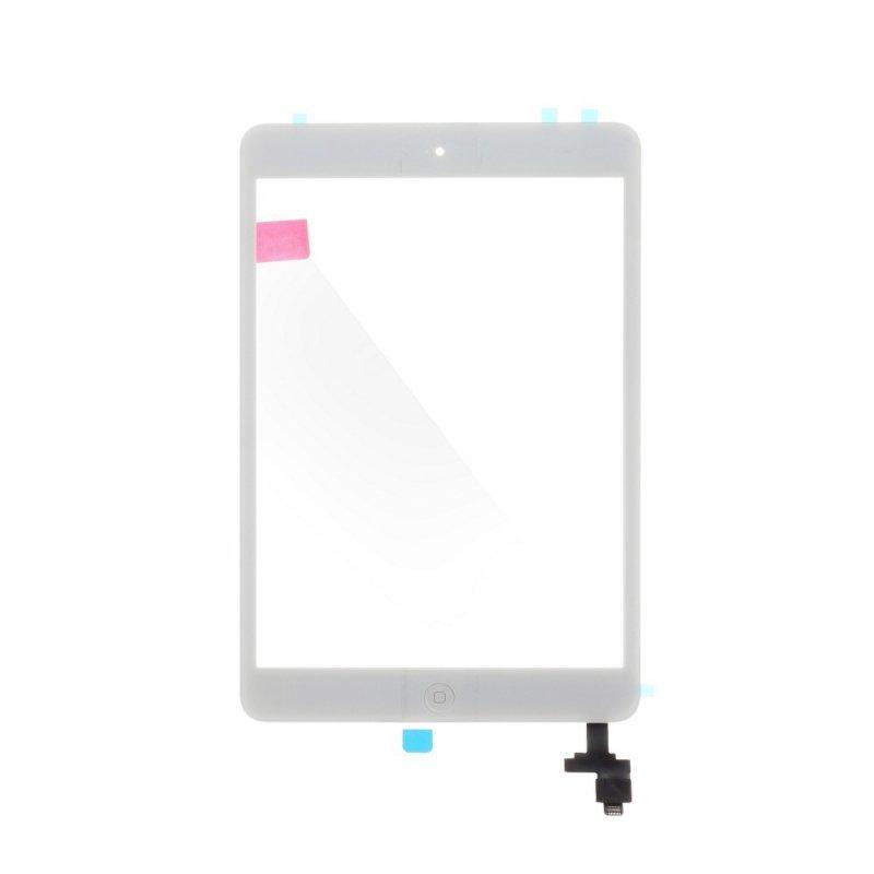 Ekran dotykowy z przyciskiem home EQ Ipad mini biały ( A1432, A1454, A1455 )