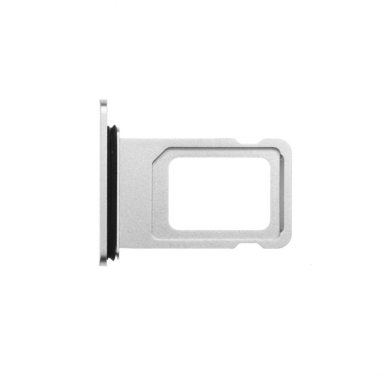 Szufladka karty SIM EQ IPHO XR srebrny