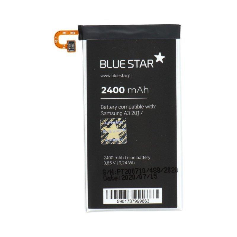 Bateria do Samsung A3 2017 2400 mAh Li-Ion Blue Star