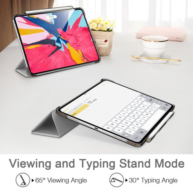 "Futerał ESR Yippee pencil holder iPad Pro ( 11"" ) 2018 czarny"