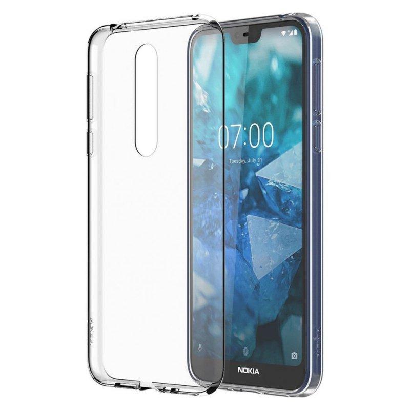 Futerał Back Case Ultra Slim 0,5mm do NOKIA 3.2